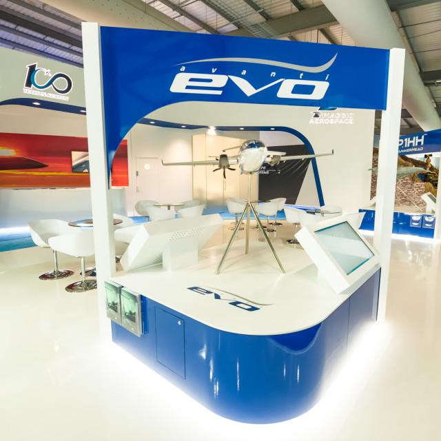 """Piaggio Aerospace"" stock image"
