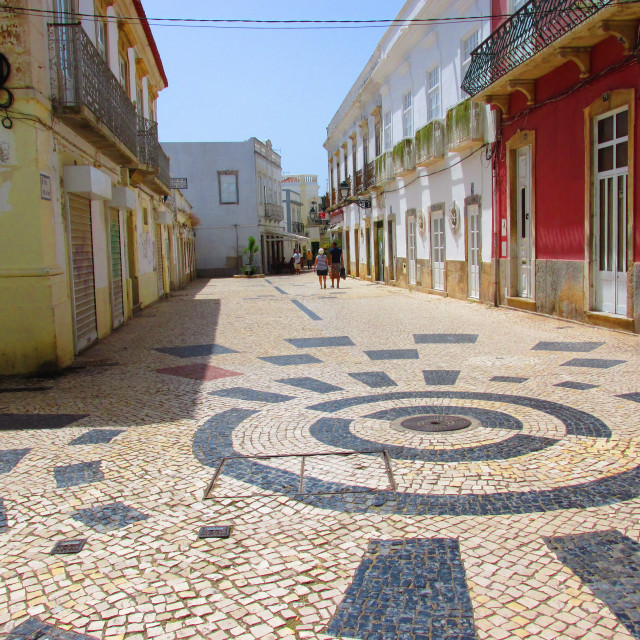"""road floors in Portugal"" stock image"