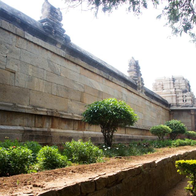 """Veerabhadreswara Temple, Lepakshi"" stock image"