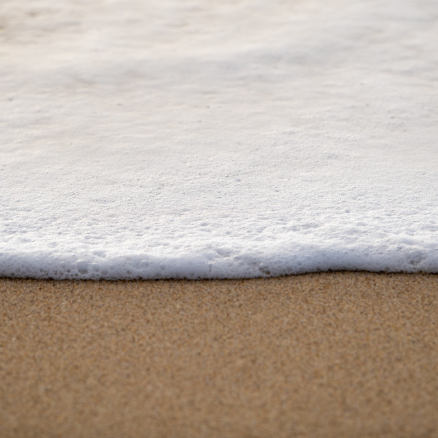 """Sea / Sand"" stock image"