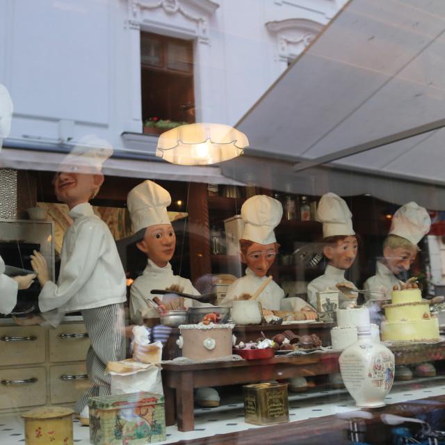 """Chefs"" stock image"