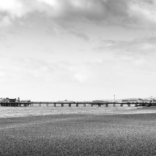 """""""Brighton Palace Pier"""" stock image"""