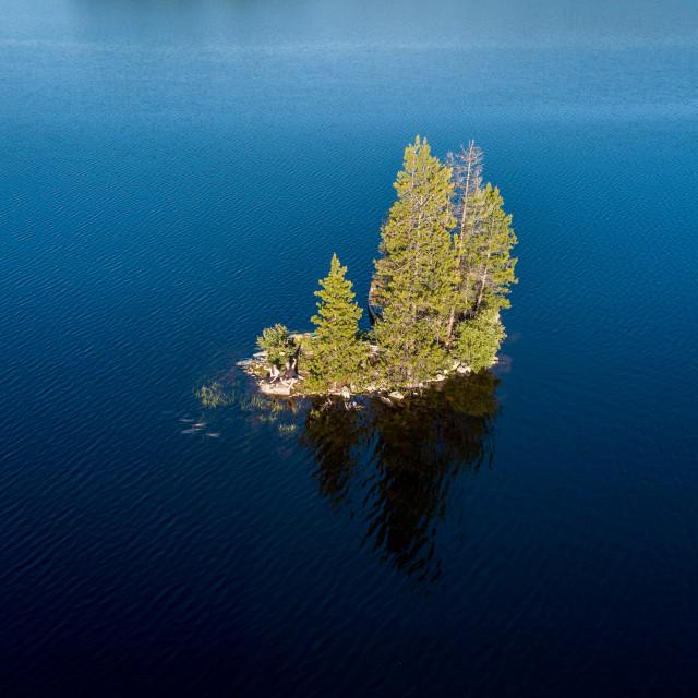 """Remote Island"" stock image"