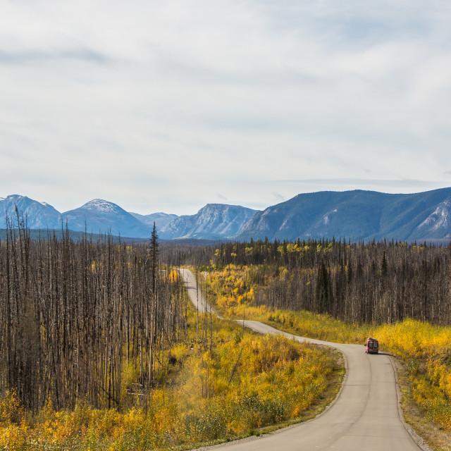 """Road Trip"" stock image"