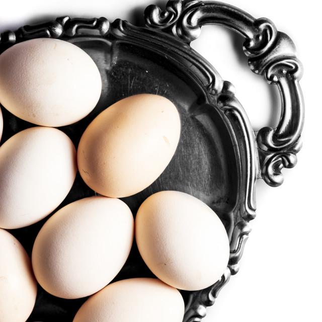 """""""Eggs"""" stock image"""