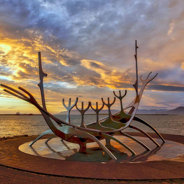 """Sun Voyager"" stock image"