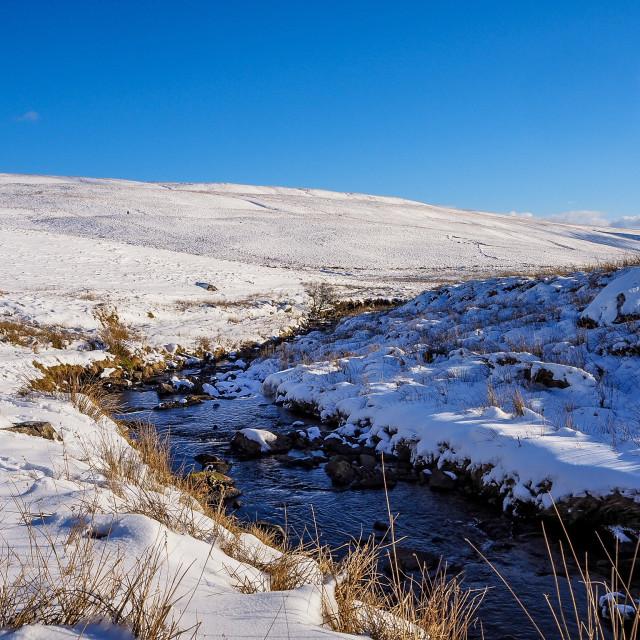 """Swansea Valley"" stock image"