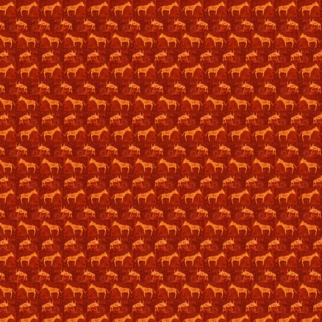 """Namibian rock art pattern."" stock image"