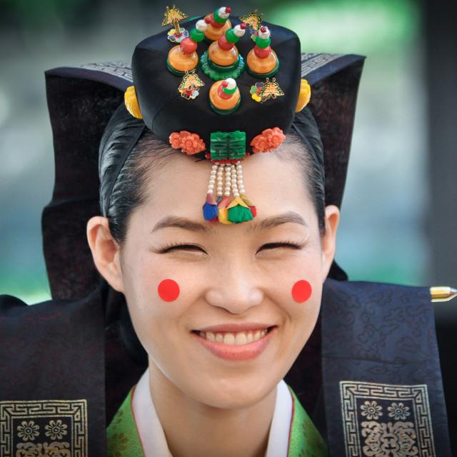 """Coreana"" stock image"