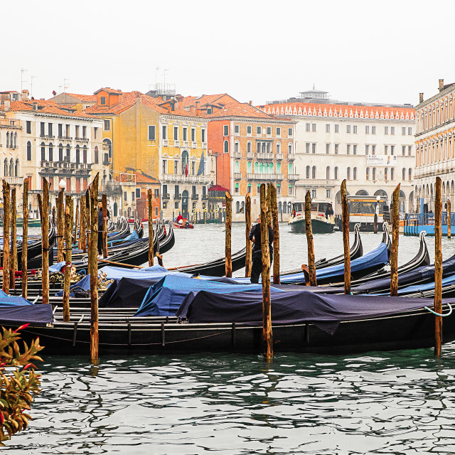 """Beautiful Venice"" stock image"