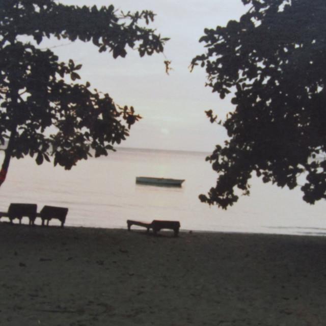 """Jamaica morning"" stock image"