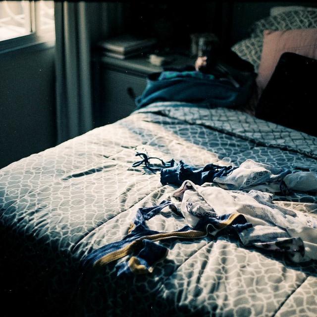 """""""Bedroom stories"""" stock image"""