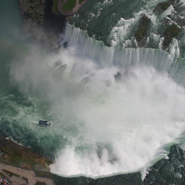 """Niagara Falls, Canada"" stock image"