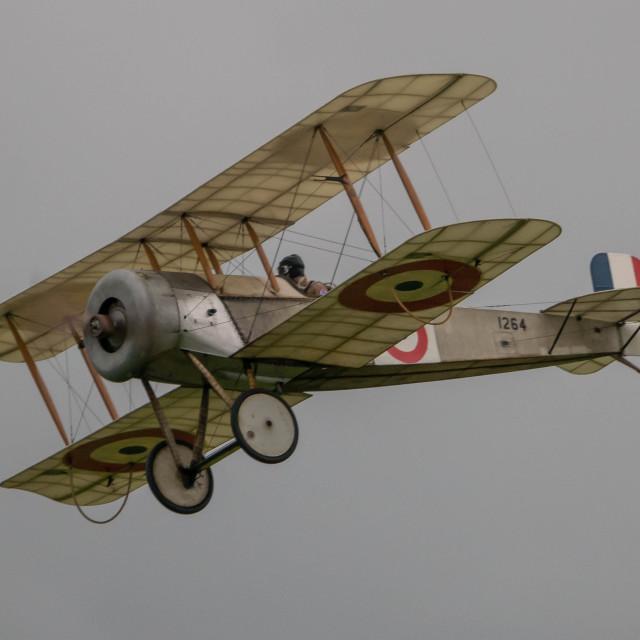 """Bristol Scout"" stock image"