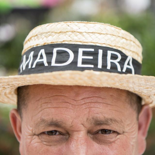 """PORTUGAL MADEIRA FUNCHAL FLOWER FESTIVAL"" stock image"