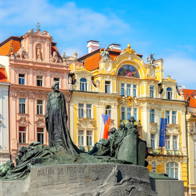 """Prague, Czech Republic, Europe"" stock image"