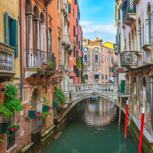 """Venice, Italy, Europe"" stock image"
