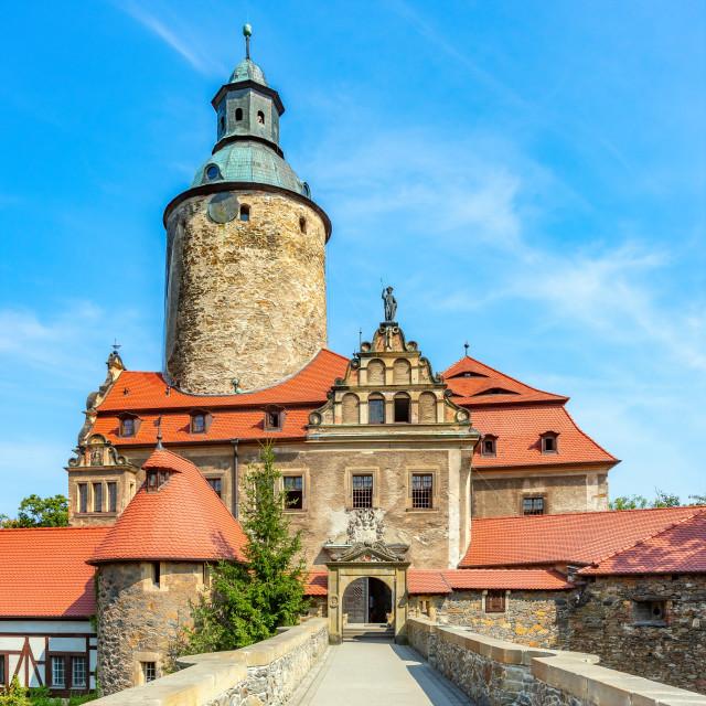 """Czocha Castle - Poland, Europe"" stock image"