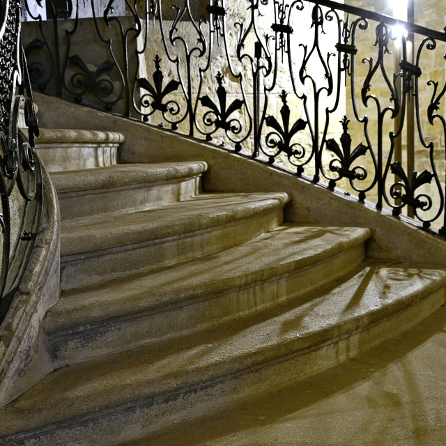 """marble stairway"" stock image"
