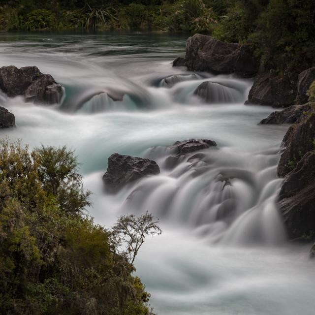 """Aratia Falls"" stock image"