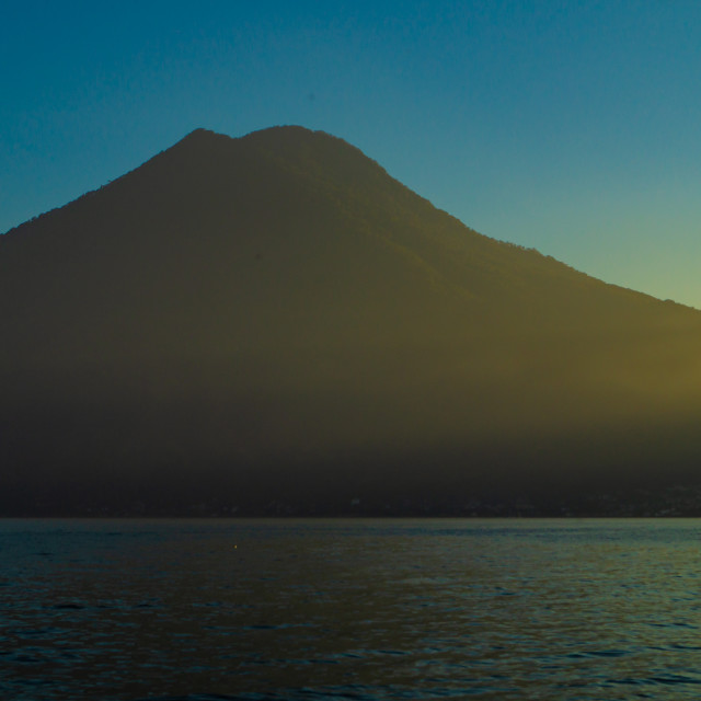 """Atitlán"" stock image"
