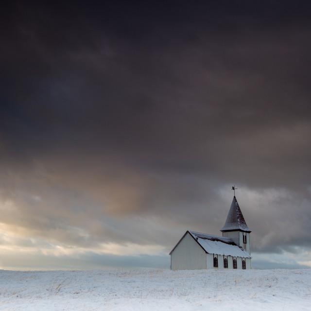 """Hellnar Iceland"" stock image"