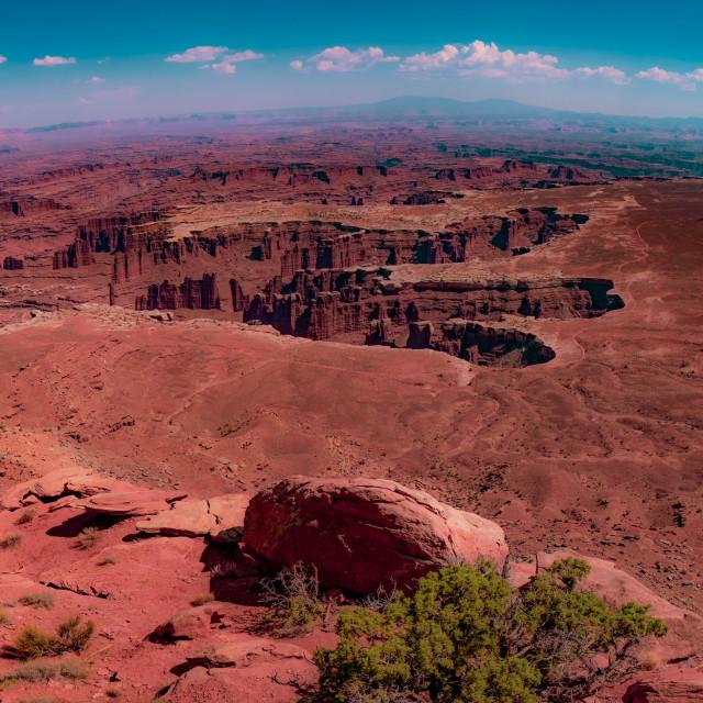 """""""Canyonlands, Utah."""" stock image"""