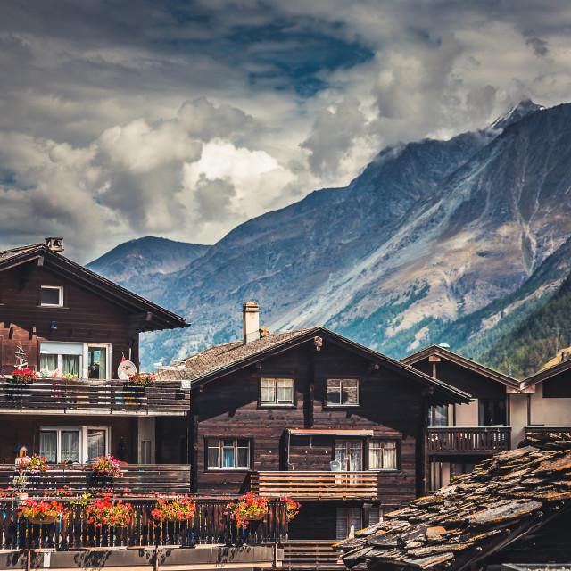 """Zermatt"" stock image"