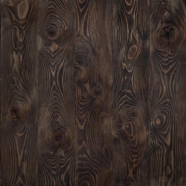"""Dark wooden texture empty surface"" stock image"