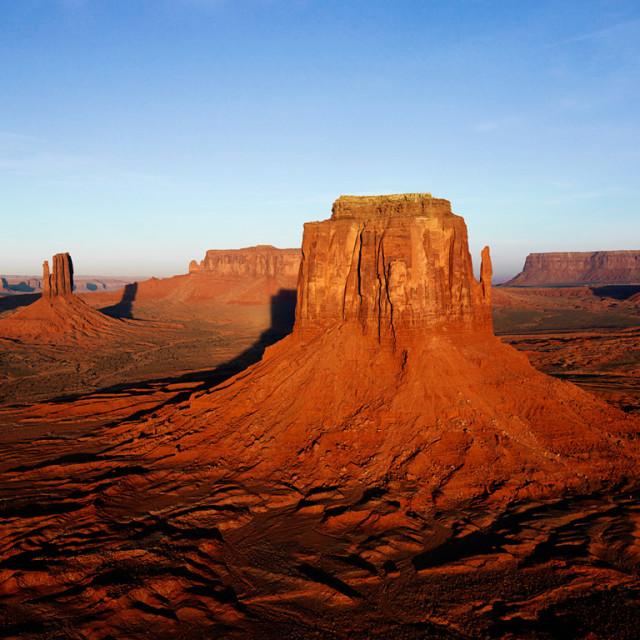 """Desert Stone"" stock image"