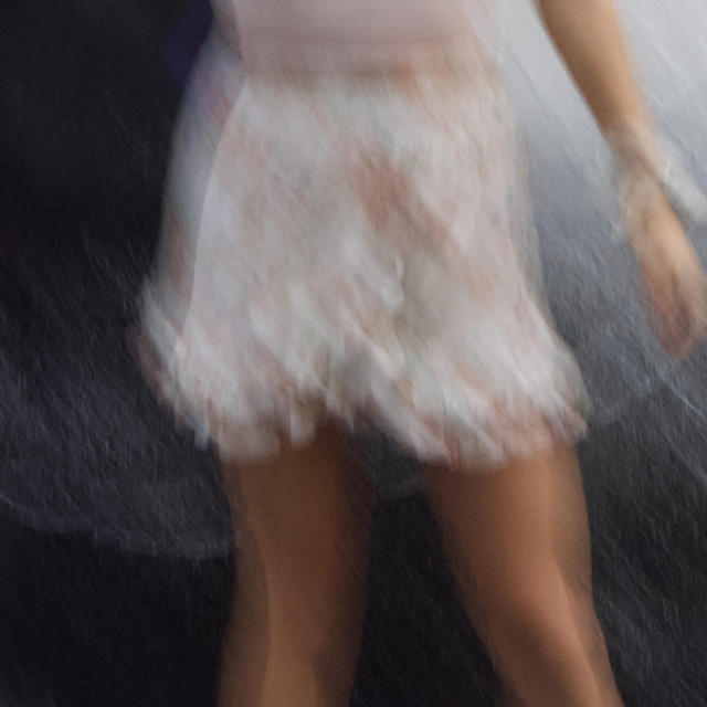 """""""Dancing in the street"""" stock image"""