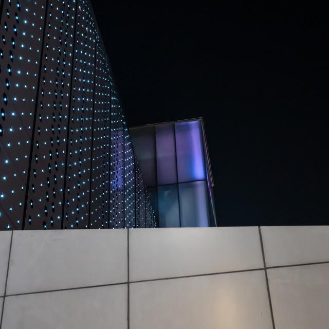 """""""architecture bangkok MBK"""" stock image"""