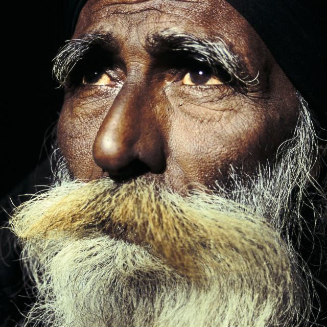 """Sufi ( India)"" stock image"
