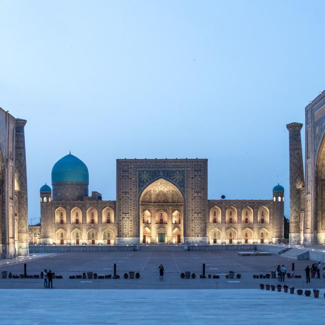 """Samarkand"" stock image"