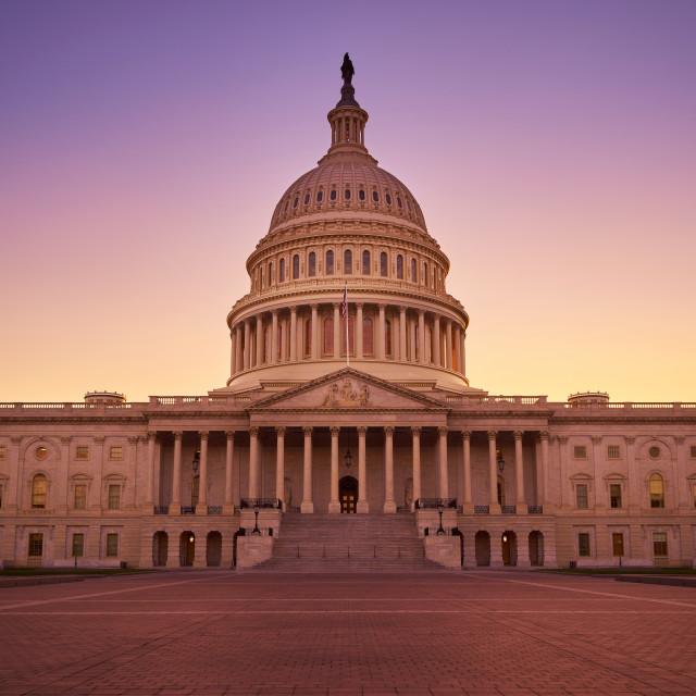 """Capitol"" stock image"