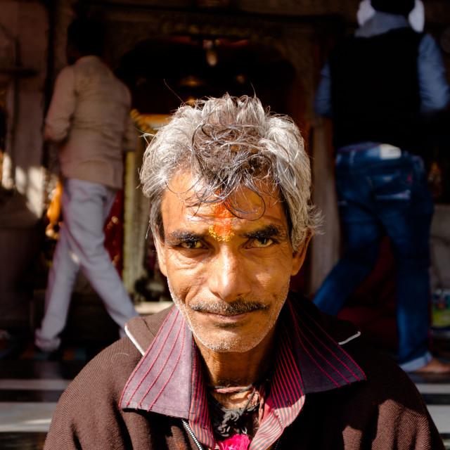 """Religious people India"" stock image"
