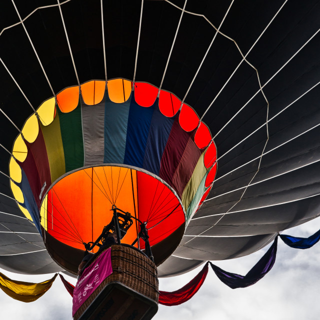 """""""Balloon Fest"""" stock image"""