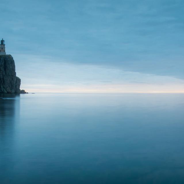"""Lake Superior Dream"" stock image"