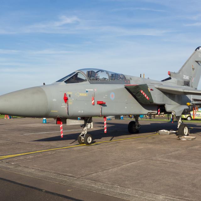 """Panavia Tornado F3"" stock image"
