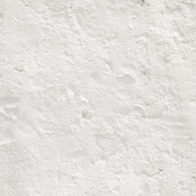 """Old white cement wall background"" stock image"