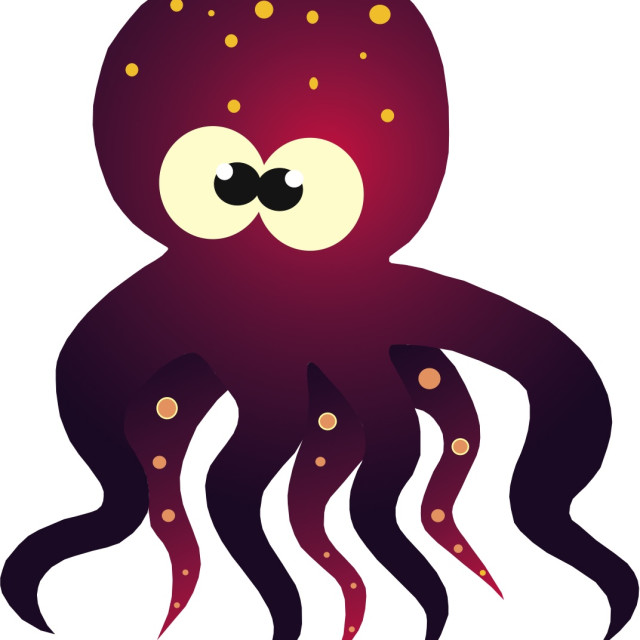 """Octopus Koolamooloo"" stock image"