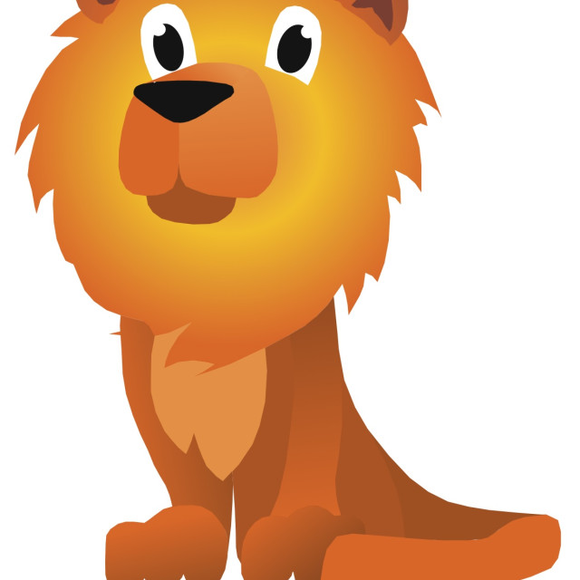 """Lion Koolamooloo"" stock image"