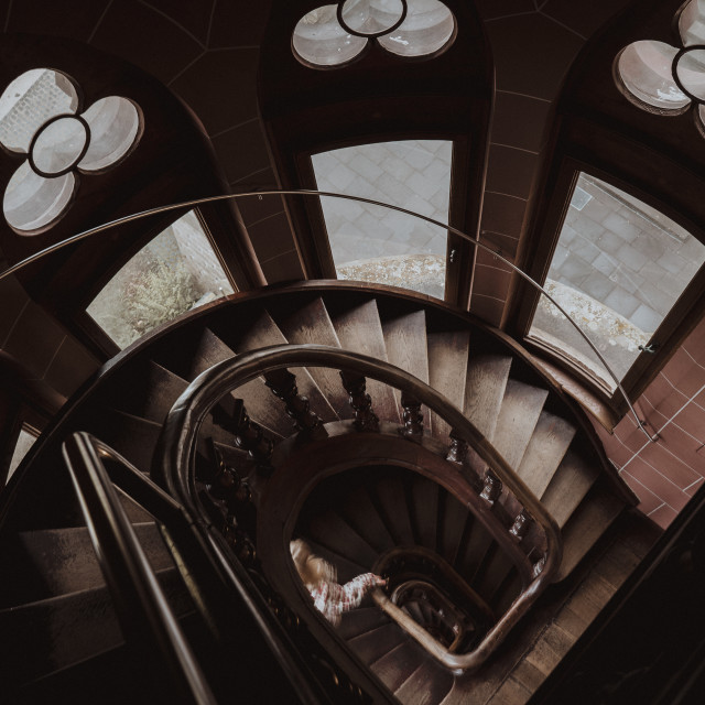 """Bonn stairs"" stock image"
