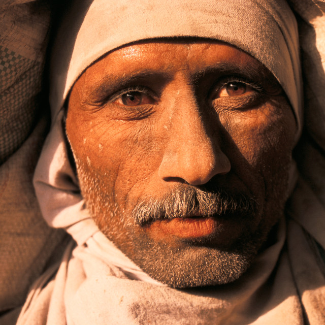 """""""Worker (India)"""" stock image"""