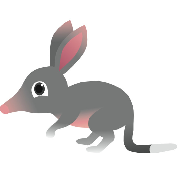 """Bilby Koolamooloo"" stock image"