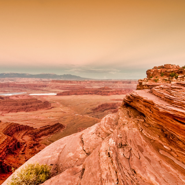 """Utah Valley"" stock image"