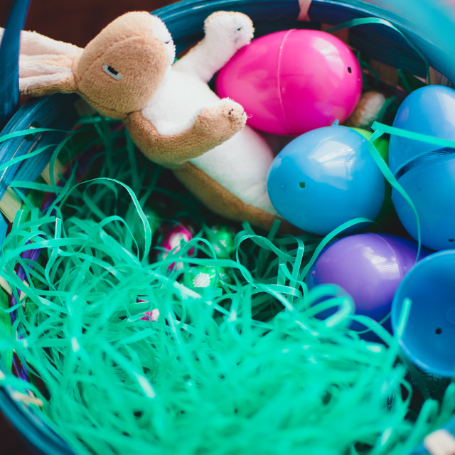 """""""Easter bunny"""" stock image"""