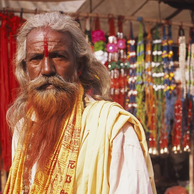 """""""Sadhu ( India)"""" stock image"""