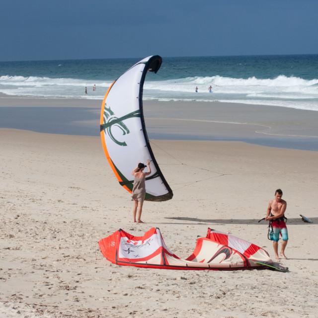 """Gold Coast recreation scene 1"" stock image"