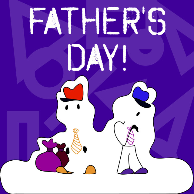 """""""Conceptual hand writing showing Father S Day. Business photo text day of year..."""" stock image"""